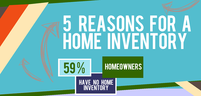 Home inventory infographic thumbnail