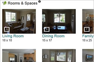 Zada real estate listing home tour